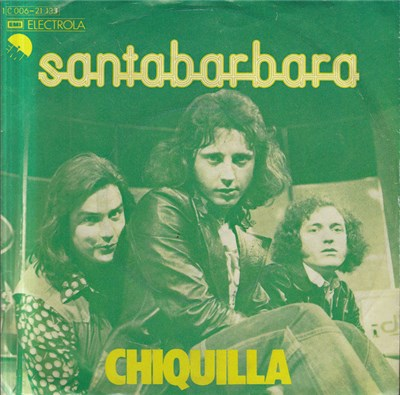 Santabárbara - Chiquilla download mp3 flac