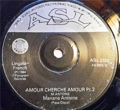 Antoine Manana - Amour Cherche Amour download mp3 flac