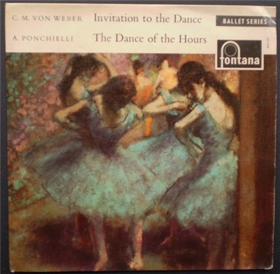 C.M. von Weber, A. Ponchielli, Vienna Symphony Orchestra, Rudolf Moralt, Paul Walter - Invitation To The Dance/The Dance Of The Hours download mp3 flac